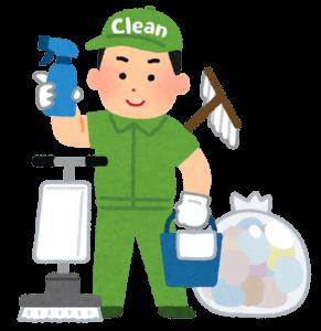 プロが使うオフィス清掃の器具とは?